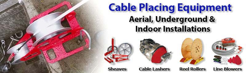 Cable Placing Equipment