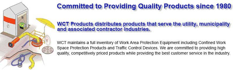 WCT is committed to quality