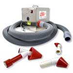 Pull Line Blower and Blowing Accessories