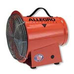 8-inch DC Axial Ventilator Blowers