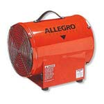 12-inch Confined Space Ventilator Blowers