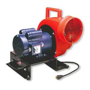 "More 8"" Centrifugal Blowers"
