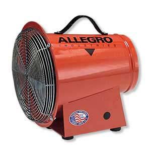 8 Quot Dc Axial Blowers Confined Space Ventilator Fans