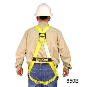650B Fall Protection Harness