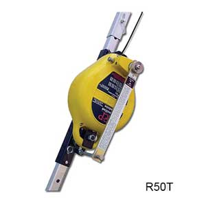 R50T Fall Protection Synthetic Retractable Lifeline