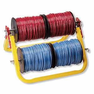 SpoolMaster Wire Spool Caddy - Folds for Easy Storage