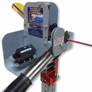 Wire Measurer Amp Coiler System Easily Count Cut Amp Coil