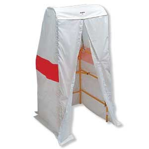 Manhole Cover Guard Tent