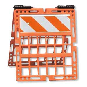 TD1100 WORKGard 2-Panel Type I Barricade
