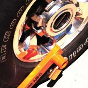 Rhino Rim Loc Wheel Immobilizer Domeless Parking Boot