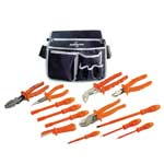 Jameson JT-KT-00004 13 Pc. Full Electrician's Tool Kit