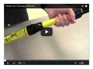 Jameson Double Lock Telescoping Pole Video